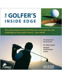 inside edge golfers audiobook